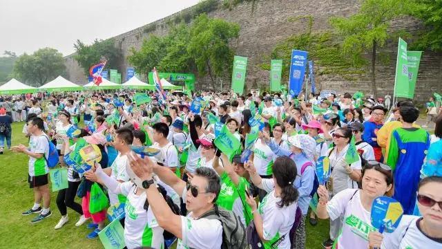 招商蛇口南京公司以南京,镇江,合肥三城为据点,同步进行的爱行走公益